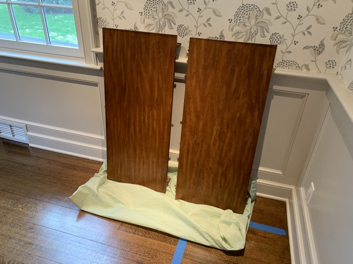 Dining Room Table With Leaf And 8 Chairs 2
